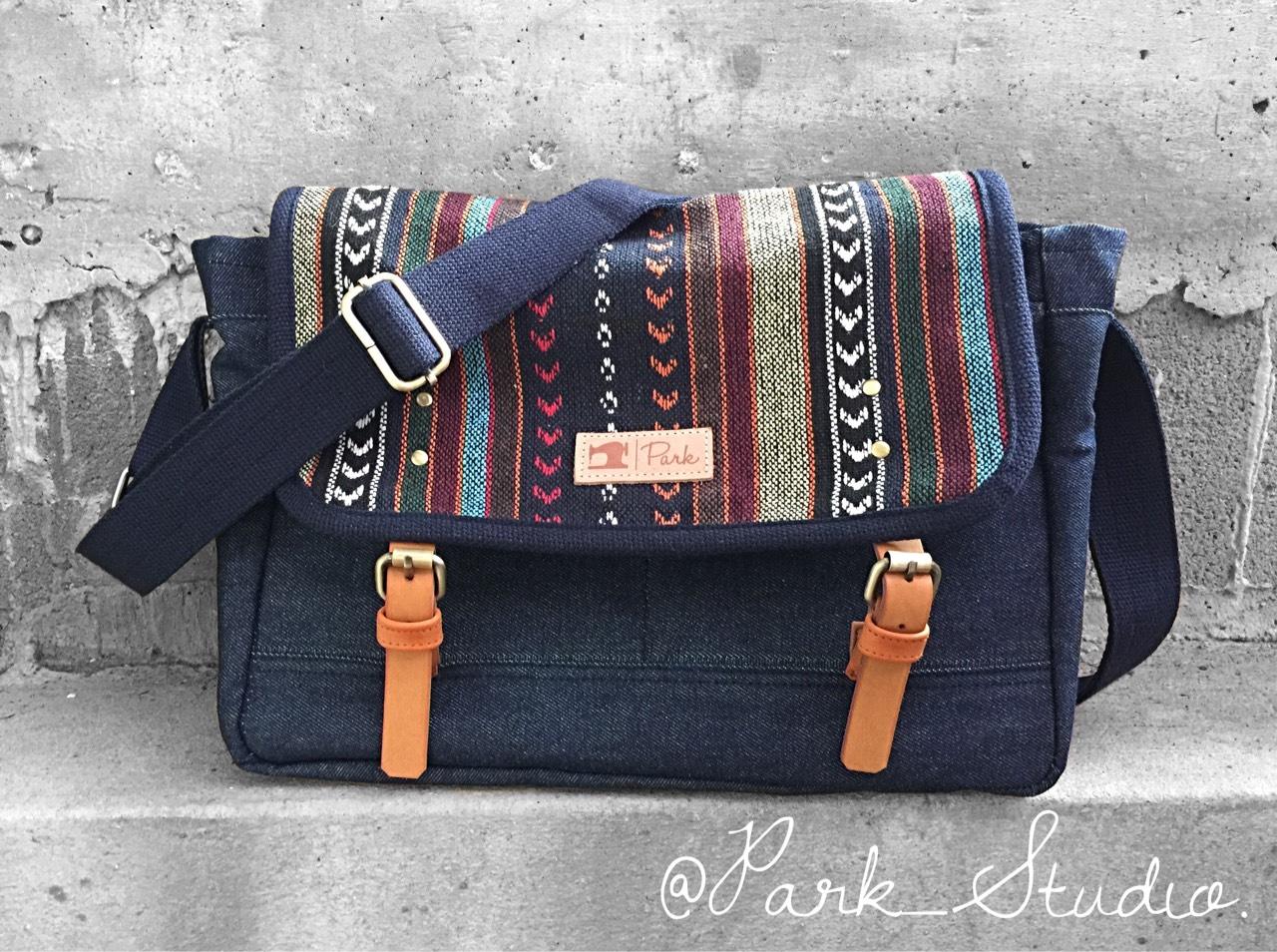 bag,ShoulderBag,messenger,Jeans,parkstudio