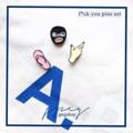 f*ck you pins set price : 160 BHT/ set line : @jpegshop etc > #jpegetc  ติดกระเป๋าเป้ กระเป๋าผ้า กระเป๋ากล้อง เสื้อคลุม ยีนส์ หมวก ติดเป็นแก๊งค์กับเพื่อนก็น่ารัก #pins #pin #เข็มกลัด #f*ck you pins set เข็มกลัด #jpegshop