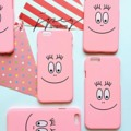 barbapapa Iphone case !  250 baht ( ip5,ip6,ip6+) (รุ่น S ก็ใส่ได้นะคะ) ตัวเคสเป็นชมพูด้าน case > #jpegcase #barbapapafamily #barbapapacase #instock #iphone #iphonecase #case #barbapapa case #jpegshop