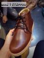 Code : 914 StepPro Ankle Boot Size : 35-47 Leather : Oiled Pull Up Leather  ทางร้านใช้หนังออยล์ ซึ่งขึ้นชื่อในเรื่องความทนทาน แกร่งทุกย่างก้าวกันทีเดียวคับ สำหรับคู่นี่..!  ภายในบุหนังวัวแท้ ชนิดนิ่ม รองซับหนาตามภาพ..  พื้นใช้ยางพาราดิบ ลาย 7 ดาว ที่ทานทานแข็งแกร่ง เย็บทะลุ 2 ชั้น หนาแน่นพิเศษ..!  ราคา 1890 บาท ( พร้อมส่งฟรี )  ส่งฟรีทั่วไทย ด้วยบริการ Kerry Express  ฟรี..! StepPro Premium Box  สนใจสินค้าติดต่อ Line : steppro  Tel : 081-8726-499  อินบ้อกมาที่ https://www.facebook.com/messages/stepproshop   หน้าร้าน : ร้าน StepPro ยูเนี่ยนมอลล์ ชั้น F3 ( F3G-8 ) กทม. ตรงข้ามเซ็นทรัลลาดพร้าว