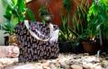 """กระเป๋าผ้าแคนวาส canvas tote bag Size : W 20"""" / H 18""""  Price : 220.- (ฟรีจัดส่ง) Line : Paelur"""