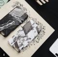 ARC Collective Design Black and White Marble ***Super Sale 390 baht Iph5/5s/SE  Iph6/6s/6plus   #case #arc #arccollective #iphonecase #iphone #phonecase #ipodcase #design #handmade #chanchakorn
