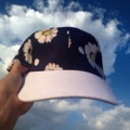 """หมวกกันฝน ☺️⛅️  daisy in rain 004  Size """"Free size""""  Price 280 line : bookkinie  จำนวน จำกัดค้าา   #hat #daisy  - Sold out -"""