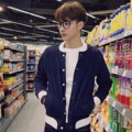 เสื้อแจ็คเก็ต แฟชั่นเกาหลี ราคา 690 บาท  #Preorder รหัส KJ324 ไม่มีวันปิดรอบ สั่งซื้อได้ทุกวัน รอสินค้า 15-20 วัน http://www.kjfashionstyle.com/product/4531/  รีวิวการจัดส่งสินค้า http://www.kjfashionstyle.com/article  ค่าจัดส่งสินค้า ลงทะเบียน ตัวแรก 30 ตัวถัดไปเพิ่ม 10 บาท แบบ EMS ตัวแรก 50 ตัวถัดไปเพิ่ม 15 บาท  สนใจสั่งซื้อได้ทุกช่องทาง #Line@ : http://line.me/ti/p/%40rwq6084q #LINESHOP : https://shop.line.me/app/shop/end?shopId=42444 #Inbox: http://www.fb.com/messages/fashionstyle.kj #เว็บไซต์ : http://www.kjfashionstyle.com  #เสื้อผ้าผู้ชาย #เสื้อแจ็คเก็ต #เสื้อแจ็คเก็ตแฟชั่น #เสื้อแจ็คเก็ตผู้ชาย #เสื้อผ้าแฟชั่น #เสื้อ #แจ็คเก็ต #men #jackets #clothes #ผู้ชาย #KJFashionStyle #เสื้อแจ็คเก็ต ผู้ชาย #kjfashionstyle