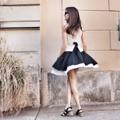 New set skirt+top