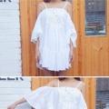 ฿250 สินค้ามือ 2 ส่งฟรี!!!! เดรสสีขาวเปิดไหล่ มีซับใน ใส่ออกงานไป 2 ครั้งเองค่ะ อก 35 นิ้ว ยาว 26 นิ้ว ความยาวจากสายเดี่ยว 30 ID Line : pum_ma Mail : Oohpum888@gmail.com  #dress #dresses #top #style #shirts #street #shopping #streetstyle #shoppingonline #fashion #woman #chic #trend #intrend #ig #online #sale #2nd_hand #Dresses #2nd_hand