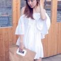 ฿250 สินค้ามือ 2 ส่งฟรี!!!! เดรสสีขาวเปิดไหล่ มีซับใน ใส่ออกงานไป 2 ครั้งเองค่ะ อก 35 นิ้ว ยาว 26 นิ้ว ความยาวจากสายเดี่ยว 30 ID Line : pum_ma Mail : Oohpum888@gmail.com  #dress #dresses #top #style #shirts #street #shopping #streetstyle #shoppingonline #fashion #woman #chic #trend #intrend #ig #online #sale #2nd_hand #2nd_hand