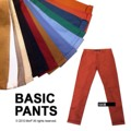 "Basice Pants กางเกงขายาว ทรงกระบอกเล็ก Price: 590฿ Size: S,M,L,XL  S - รอบเอว 30""  M - รอบเอว 32""  L - รอบเอว 34""  XL - รอบเอว 36""  สั่งซื้อหรือต้องการรายละเอียดเพิ่มเติม ติดต่อสอบถามได้ที่ Line: morf_clothes FB: www.facebook.com/morf.clothes  แม่ค้ายินดีตอบทุกคำถามค่า  ขอบคุณค่ะ :))"