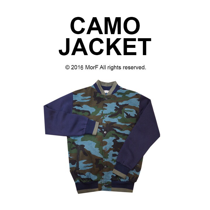 jacket,เบสบอล,winter,เสื้อกันหนาว,Camouflage,camouflage,Baseball,morf_clothes