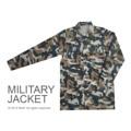 "MILITARY JACKET เสื้อแจ๊คเก็ต ลายทหาร มี3สีค่ะ  Price: 790฿ Size: S,M,L,XL  S ไหล่ 16"" รอบอก 40"" ความยาว 30"" M ไหล่ 16.5"" รอบอก 40.5"" ความยาว 31"" L ไหล่ 17.5"" รอบอก 42"" ความยาว 32"" XL ไหล่ 18.5"" รอบอก 44"" ความยาว 33""  สอบถามรายละเอียดเพิ่มเติมได้นะคะ  แม่ค้ายินดีตอบทุกคำถามค่า ^^  Instagram:  instagram.com/morf_clothes  Facebook:  www.facebook.com/morf.clothes  #streetfashion  #MILITARY JACKET เสื้อแจ๊คเก็ต ลายทหาร #morf_clothes"