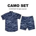 """Camo Set  เซท เสื้อเชิ้ตแขนสั้น กางเกงขาสั้น สไตล์ญี่ปุ่น ซื้อเป็นเซ็ทถูกกว่าน้า   Camo Shirt เสื้อเชิ้ตแขนสั้น ลายพราง Price: 590฿ S ไหล่ 16"""" รอบอก 38"""" M ไหล่ 17"""" รอบอก 40"""" L  ไหล่ 18"""" รอบอก 42"""" XL ไหล่ 19"""" รอบอก 44""""  Camo Shorts กางเกงขาสั้น ลายพราง Price: 490฿ S - รอบเอว 30"""" ความยาว 17.5"""" M - รอบเอว 32"""" ความยาว 18"""" L - รอบเอว 34"""" ความยาว 18"""" XL - รอบเอว 36"""" ความยาว 18""""  สอบถามรายละเอียดเพิ่มเติมได้นะคะ  แอดมินยินดีตอบทุกคำถามค่า ^^  Instagram:  instagram.com/morf_clothes  Facebook:  www.facebook.com/morf.clothes  #ลายทหาร  #camo #morf_clothes"""