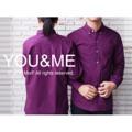"""Cotton Long Sleeve Shirt เสื้อเชิ้ตแขนยาว ทรงสลิมฟิต มีมาให้เลือกถึง13สี ตัดเย็บจากผ้าคอตต้อน100% เรียบแต่ดูมีสไตล์  จะใส่เป็นทางการ ไปทำงาน ใส่เที่ยวก็ดี ใส่เป็นคู่ก็น่ารักค่า  Size: S,M,L,XL  S - Chest 38"""" Length 29"""" M - Chest 40"""" Length 30"""" L - Chest 42"""" Length 31"""" XL - Chest 44"""" Length 32""""  สอบถามรายละเอียดเพิ่มเติมได้นะคะ  แอดมินยินดีตอบทุกคำถามค่า ^^  Instagram:  instagram.com/morf_clothes  Facebook:  www.facebook.com/morf.clothes  #เสื้อเชิ้ต #เสื้อทำงาน #เสื้อไปงานแต่ง #ม่วง #เสื้อคู่ #Cotton Long Sleeve Shirt เสื้อเชิ้ต แขนยาว #morf_clothes"""