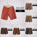 """Basic Shorts  กางเกง Chino ขาสั้น  ตัดเย็บจากผ้าชิโน่ ทรงสวย สวมใส่สบาย คล่องตัว มีให้เลือกหลากหลายเฉดสี มิกซ์แอนด์แมชง่าย เข้าได้กับทุกลุค สามารถหยิบมาใส่ได้เสมอๆ เป็น must have item ที่ทุกคนควรจะมีติดตู้เสื้อผ้าไว้ค่ะ   Size: S,M,L,XL  S - รอบเอว 30"""" ความยาว 17.5"""" M - รอบเอว 32"""" ความยาว 18"""" L - รอบเอว 34"""" ความยาว 18"""" XL - รอบเอว 36"""" ความยาว 18""""  สอบถามรายละเอียดเพิ่มเติมได้นะคะ  แม่ค้ายินดีตอบทุกคำถามค่า ^^  Instagram:  instagram.com/morf_clothes  Facebook:  www.facebook.com/morf.clothes  #ขาสั้น #chino  #morf_clothes"""