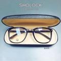 มาแล้วว!! SHOLOCK  แว่นทรงเหลี่ยม รุ่นยอดฮิต สามารถนำไปเปลี่ยนเลนส์สายตาได้ Price 390.- | ส่งฟรีทั่วประเทศ  สนใจสั่งซื้อ Add Line : Kubotaz  #glasses #SHOLOCK #ggeeglasses