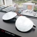 แว่นกันแดด เลนส์เคลือบ ป้องกัน UV400 :  Price 890.-   ส่งฟรีทั่วประเทศ พร้อมกล่องแว่นและผ้าเช็ดเลนส์  สนใจสั่งซื้อ Add line : kubotaz  #glasses