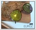 EUROZ sun สามารถนำไปเปลี่ยนเลนส์สายตาได้ Price 590.- |ส่งฟรี ทั่วประเทศ พร้อมกล่องใส่และผ้าเช็ดเลนส์ สนใจสั่งซื้อ Add line : kubotaz  #vintage #glasses