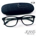 JEANS  สามารถนำไปเปลี่ยนเลนส์สายตาได้ Price 390.- |ส่งฟรี ทั่วประเทศ พร้อมกล่องใส่และผ้าเช็ดเลนส์ สนใจสั่งซื้อ Add line : kubotaz  #vintage #glasses