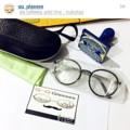 ซื้อแว่นตาร้านเรา มาพร้อมกล่องแว่นอย่างดี และผ้าเช็ดเลนส์ พร้อมบัตรส่วนลด 10 % ครบชุด | ส่งฟรีทั่วประเทศ สนใจติดต่อ Add line : kubotaz  #glasses #hot #summer #sale