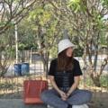 👒 Bucket hat 👒 Material : canvas Color : navy blue , natural white Size : free size  Price : 220.- free ส่งลงทะเบียน .   🎒 School bag n pack 🎒 สะพายได้สองแบบ Material : หนังเทียม PU & PVC  Color : แดงสด ,กรม ,น้ำตาล ,ส้มอิฐ Size : 30x28x15 cm Price : 550.- free ส่งลงทะเบียน #Bucket hat #somehow