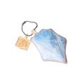 พวงกุญแจผ้าสกรีนลายแพทเทิร์นหินไบรท์ไซด์ ด้านหลังเป็นผ้าซูเวสสีน้ำตาล สำหรับห้อยกระเป๋า ถุงผ้า ฯลฯ  Price: 129 Baht (Free EMS in Thailand) Size : 6 x 6 x 4 cm. Printed cotton with polyester | Handmade    Designed by Studioflamingo Co.,Ltd  สอบถามและสั่งซื้อได้ที่ Line ID: @studioflamingo Instagram: @studioflamingostore Inbox: http://bit.ly/stfginbox  Tel: 095-869-0959  #studioflamingo #journeyofluck #brightside #vintage #handmade #gift #keychain #accessory