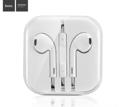 หูฟัง hoco M1 Stereo Sound เป็นรุ่น M1 original Series Earphone for iPhone หูฟังที่รูปทรงแตกต่างจาก หูฟัง สมอลล์ทอล์ค ของมือถือยี่ห้ออื่นๆ ถูกออกแบบให้เข้ากับหู เพื่อลดการสูญเสียง ให้ได้คุณภาพเสียงที่ดีที่สุด โดยเฉพาะ เสียงเบสที่ทุ้ม นุ่มลึก และยังป้องกันเหงื่อได้เป็นอย่างดี ซึ่งแตกต่างจากรูปทรงกลมแบบเดิม นอกจากนั้นยังทำให้สวมใส่สบาย มีปุ่ม เพื่อควบคุม ความดังของเสียง, การรับสาย, วางสาย, เล่นเพลง, วิดีโอ ในตัว