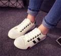 รองเท้าผ้าใบส้นหนาแฟชั่นเกาหลีผู้หญิงวินเทจสุดเท่ใหม่ล่าสุด นำเข้า ไซส์35ถึง39 พรีออเดอร์RB2279 ราคา1350บาท รองเท้าผ้าใบส้นหนาผู้หญิง รุ่นใหม่ล่าสุดฮิตจริงๆสไตล์แฟชั่นเกาหลีแบบที่นิยมที่สุดมาใหม่ ดีไซน์เกาหลีแท้ดีไซน์ใหม่ที่มาแรงฮอตมากๆสำหรับวัยรุ่นทันสมัย จะใส่เป็นรองเท้าแฟชั่น รองเท้าผ้าใบวินเทจ มีให้เลือกสวยทั้งหมด 4 สีได้แก่ สีขาว สีดำ สีแดงและสีน้ำเงิน เป็นแบบรองเท้าผ้าใบแฟชั่นแบบใหม่แต่งเส้นคาดด้านข้างรองเท้า แต่งหนังหุ้มช่วงส้นรองเท้าสไตล์นี้ห้ามพลาด แหล่งรวมรองเท้าแฟชั่นคุณภาพดีผ่านการตรวจสอบสินค้าทุกชิ้นมั่นใจคุณภาพตามรูปโชว์แน่นอน สวมแล้วฟินใส่แล้วสูงสำหรับสาวสวยที่รักเทรนด์รองเท้าผ้าใบสำหรับวัยมันส์เช่นพวกเรา สามารถสั่งซื้อได้ที่เว็บขายรองเท้าแฟชั่นที่ร้าน LOTUSNOSS ร้านจำหน่ายรองเท้าผ้าใบแฟชั่นช้อปปิ้งง่ายๆสะดวกสบายค่ะ ส้นหนา : 1 ซม. สี : ขาว/แดง/น้ำเงิน/ดำ โทรสั่งของกับ พี่โน๊ต/พี่เจี๊ยบ : 083-1797221 และ 086-3320788 LINE User ID : @WIE6609Y และ lotusnoss และ lotusnoss.com เว็บไซต์ WWW.LOTUSNOSS.COM #รองเท้าผ้าใบ #รองเท้าผ้าใบเกาหลี #รองเท้าผ้าใบส้นหนา #รองเท้าผ้าใบผู้หญิง