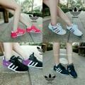 Adidas  ***เห็นแล้ว Like ใส่แล้ว Love แบบขายดี พร้อมเสิร์ฟ!!! รองเท้าผ้าใบ  Adidas Neo สุดแนวและฮิตสุดๆ มาพร้อมกล่องตีแบรนด์   แมทกับเสื้อผ้าง่าย พื้นนิ่ม น้ำหนักเบา สวมใส่สบาย ใส่ได้ตลอด  พลาดแล้วเสียดายแน่นอน  รองเท้าสวยพร้อมเสิร์ฟที่นี่ที่เดียวค่ะ มี 4 สี ขาว ชมพู กรม  ม่วง Size 36-40
