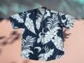 "Brand : caribbean  ขนาด : size L  ไหล่ 20"" อก23"" ยาว 30"" นิ้ว  เนื้อผ้า : 70% silk 30% linen 🔹กระดุมกะลา⚪️ ราคา 250 บาท  สนใจสั่งซื้อติดต่อได้ทางไลน์ puntommy ได้เลยคะ  #เสื้อฮาวายแท้ #เสื้อฮาวาย #เสื้อฮาวายสวย #เสื้อฮาวายหายาก #ฮาวาย #hawaii #hawaiishirt #สวยมาก #Hawaii  #puntommy"