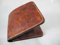 Short Wallet หนังฝอกฟาดเกดA สีน้ำตาล concept แนวดู vintage หน่อยครับ ตัดเย็บย้อมสี ทุกขั้นตอนทำด้วยมือครับ   - 1 Full size bill slot - 6 card slots - 2 hiden slot  - Size 11.5x9 cm.  สนใจ Inbox หรือ LIne ID : bagatozz ได้เลยครับ #borumhandcraft #leather #leatherwork #leathergoods #ShortWallet