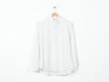 Size : L  #MandarinShirtWhite #idhnshop