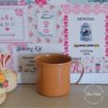 Enamel mug - Brown แก้วเคลือบอีนาเมล สีน้ำตาล  Size : กว้าง 9.5cm. สูง 8.5cm. Price : 180 บาท  ....................  Line id : toipotter  IG : banchulee  Facebook : Ban Chulee  Tel. : 0928272849 Email : banchuleeshop@hotmail.com www.banchulee.com  #enamel #mug #cup #kitchen #home #homedecor #แก้วน้ำ #แต่งบ้าน #Enamel mug - Brown #banchulee