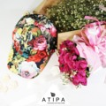 Bloom Blossom Hat by #ATIPA  Order online  Line Official  @atipa Call Center 099-320-6655  www.atipabangkok.com #หมวก #หมวกแฟชั่น #hat #หมวกATIPA #cap   #Bloom Blossom Cap #atipa