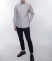 "Black tailored trousers  color: black material : Blended wool price: 1390 THB .  size chart  waist (รอบเอว): S 30-31"", M 32-33"", L 34-35"" , XL 36-37""  low hip (สะโพก): S 36"", M 37"", L 38"" , XL 39""  length (ความยาว): S 37"", M 37"", L 38"" , XL 38""  crotch (เป้า) : S 21"" , M 22"" , L 23"" , XL 24""  thigh (โคนขา) : S 22"" , M 22"" , L 24"" , XL 24""  knee (รอบเข่า) : S 15"" , M 16"" , L 17"" , XL 18""  hem (รอบข้อเท้า): S 12"" , M 12"" 1/2 , L 13"" , XL 13"" 1/2  ------------------------- #men #ผู้ชาย #กางเกงผู้ชาย #กางเกง #กางเกงขายาว #กางเกงขายาวผู้ชาย #กางเกงทำงาน"