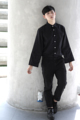 Description: เสื้อเชิ้ตแขนกว้าง มีดีเทลกระเป๋าที่ปลายแขนทั้งสองข้าง กระดุมสีเงินด้านดูหรูหรา ให้ลุค Minimal Luxury  Color: Black | White Fabric: Cotton 100% Size:  (1) Size S: รอบอก 37 นิ้ว ความยาวเสื้อ 27 นิ้ว (2) Size M-L: รอบอก 41 นิ้ว ความยาวเสื้อ 28 นิ้ว (3) Size XL: รอบอก 45 นิ้ว ความยาวเสื้อ 29 นิ้ว  ค่าจัดส่งแบบลงทะเบียน 30 บาท ค่าจัดส่งแบบด่วนพิเศษ EMS 50 บาท
