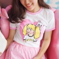 💕💕Abbey tee 💕💕 Price:690THB let's visit @somethingboudoir !- Central festival Eastville , Central Embassy and Mega Bangna or line :@talktodaddy👨🏻 💕💕 #Abbey tee #daddy_academy