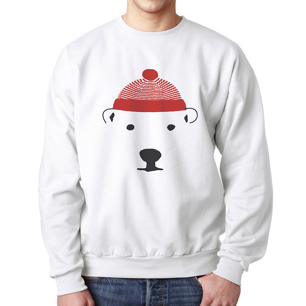 abearable,bear,bearlover,cute,minimal,jacket,winter,เสื้อคลุม,เสื้อกันหนาว,design,products,giftideas,white,christmas,gift,jumper