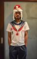 """Sea Scout T-shirt เสื้อยืดลูกเสือสมุทร Unisex สำหรับชายและหญิง  ผ้า Cotton 100%  Available Size : (ขนาดโดยประมาณ) S : รอบอก 34"""" ยาว 21.5"""" M : รอบอก 38"""" ยาว 22.5"""" L : รอบอก 40"""" ยาว 23.5""""  XL : รอบอก 42"""" ยาว 24.5""""  XXL : รอบอก 44"""" ยาว 25.5""""   Size + Fit นายแบบใส่เสื้อไซส์ M  Note สีเสื้อในรูปอาจจะแตกต่างจากสีเสื้อจริง จัดส่งสินค้าทุกวันพุธ และวันอาทิตย์ ขนาดเสื้อจากชาร์ตรูปเป็นขนาดโดยประมาณ"""