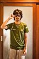"""Thai Reserve Officer Corps T-shirt เสื้อยืดรักษาดินแดน Unisex สำหรับชายและหญิง  ผ้า Cotton 100%  Available Size : (ขนาดโดยประมาณ) S : รอบอก 34"""" ยาว 21.5"""" M : รอบอก 38"""" ยาว 22.5"""" L : รอบอก 40"""" ยาว 23.5""""  XL : รอบอก 42"""" ยาว 24.5""""  XXL : รอบอก 44"""" ยาว 25.5""""   Size + Fit นายแบบใส่เสื้อไซส์ M  Note สีเสื้อในรูปอาจจะแตกต่างจากสีเสื้อจริง จัดส่งสินค้าทุกวันพุธ และวันอาทิตย์ ขนาดเสื้อจากชาร์ตรูปเป็นขนาดโดยประมาณ"""