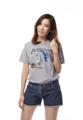 """เสื้อยืดงานปัก Design เฉพาะ ผ้าฟอกนุ่มอย่างดี ใส่สบาย  Fabric : 100% Cotton Premium Soft Size : S- รอบอก 34"""" ยาว25""""             M-รอบอก 36"""" ยาว26""""             ML-รอบอก38"""" ยาว27""""             L  - รอบอก40"""" ยาว28""""             XL-รอบอก44"""" ยาว29""""  **เนื่องจากเส้นใยฝ้าย 100% ห้ามซักและอบผ้าด้วยความร้อน** LINE : @Brainstorm IG : Brainstormoriginal  FB : Brainstormoriginal"""