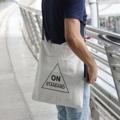 ☀ พร้อมส่งค่ะ ☀ IN STOCK   ON STANDARD BAG    SIZE 37x40 CM มีกระเป๋าเล็กด้านหน้า มีสายสั้น-ยาว  กระเป๋าผ้าดีมาก