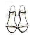 Get your happy on :) Sandals รุ่นนี้สาวคนไหนลองเป็นติดใจเพราะมีน้ำหนักเบา ใส่เดินทั้งวันสบายมากมากค่า :) Color : black Size : 35 - 41