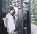 """Cotton poppy One size   อก37"""" ยาว31.5""""  Line : illustrationll #White day on girl #simplerule.bkk"""
