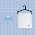 white towel with little embroidery -mr.cloud -mr.moutain size : 15 x 30 inch fabric : cotton 100%  ผ้าขนหนูปักลาย - คุณก้อนเมฆ - คุณภูเขา ขนาด : 15 x 30 นิ้ว วัสดุ : ผ้าคอตตอน100%  Order / More info • line : 9.81embroidery • www.facebook.com/9.81embroidery #mr.moutain #981embroidery